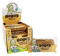 Bobo's Oat Bars - All Natural Bars Box Almond - 12 Bars