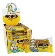 Bobo's Oat Bars - All Natural Bars Box Banana Chocolate Chip - 12 Bars