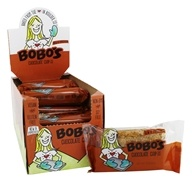 Bobo's Oat Bars - All Natural Bars Box Chocolate - 12 Bars