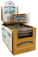 Bobo's Oat Bars - All Natural Bars Box Peanut Butter - 12 Bars