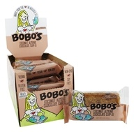 Bobo's Oat Bars - Gluten Free All Natural Bars Box Chocolate Almond - 12 Bars
