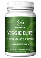 MRM - Veggie Elite Performance Protein All Natural Cinnamon Bun - 2.25 lbs.