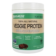 MRM - Veggie Protein 100% All Natural Cinnamon Bun - 1.26 lb.