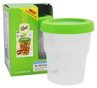 Ball - Freezer Safe Jars - 16 oz.