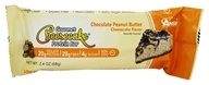 ANSI (Advanced Nutrient Science) - Gourmet Cheesecake Protein Bar Chocolate Peanut Butter Cheesecake - 2.4 oz.