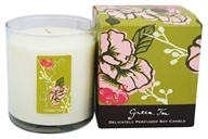 Soap & Paper - Delicately Perfumed Soy Candle Green Tea - 9.5 oz.