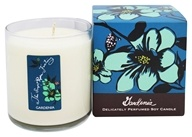 Delicately Perfumed Soy Candle Gardenia - 9.5 oz.