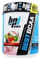 BPI Sports - Best BCAA Peptide Linked Branched Chain Aminos Fruit Punch - 21.16 oz.