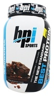 BPI Sports - Best Protein Advanced 100% Whey Protein Formula Chocolate Brownie - 2 lbs.