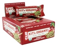 Clif Bar - Kit's Organic Fruit & Seed Bars Box Cherry & Pumpkin Seeds - 12 Bars