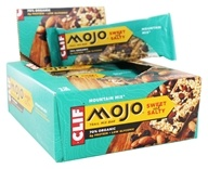 Clif Bar - Organic Mojo Sweet & Salty Trail Mix Bars Box Mountain Mix - 12 Bars