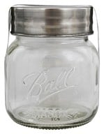 Ball - Super Wide Mouth Half Gallon Mason Jar - 64 oz.