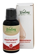 Woolzies - 100% Pure Grapefruit Essential Oil - 1 oz.