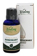 Woolzies - 100% Pure Rosemary Essential Oil - 1 oz.