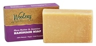 Woolzies - 100% Natural Handmade Soap Bar Shea Butter and Jasmine - 4 oz.