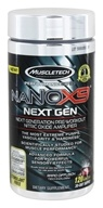 Muscletech Products - NaNOX9 Performance Series Next Gen - 120 Caplets