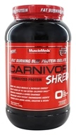 MuscleMeds - Carnivor Shred Hydrolyzed Protein Chocolate - 2.28 lbs.