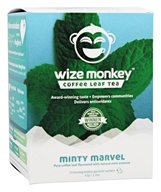 Wize Monkey - Coffee Leaf Tea Minty Marvel - 15 Sachet(s)