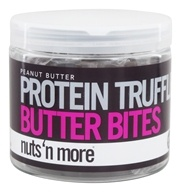 Nuts N More - Protein Truffle Butter Bites - 133 Grams