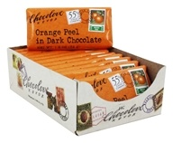 Chocolove - Dark Chocolate Mini Bars Box Orange Peel - 12 Mini Bar(s)