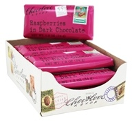 Chocolove - Dark Chocolate Mini Bars Box Raspberries - 12 Mini Bar(s)