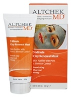 Altchek MD - 5 Minute Clay Renewal Mask - 3.4 oz.