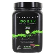ISO 9:2:2 Multi-Phase BCAA Powder Cherry Limeade - 16.32 oz. by Performix