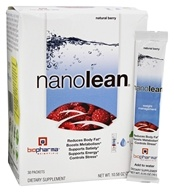Biopharma Scientific - NanoLean Natural Berry - 30 Packet(s)