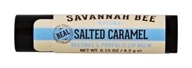 Savannah Bee - Natural Beeswax & Propolis Lip Balm Salted Caramel - 0.15 oz.