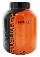 Rivalus - RivalWhey 100% Whey Isolate Primary Source Chocolate - 5.31 lbs.