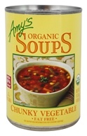 Amy's - Organic Soup Chunky Vegetable - 14.3 oz.
