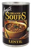 Bio Suppe Linse - 14,5 fl. oz. by Amy's