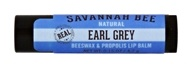 Savannah Bee - Natural Beeswax & Propolis Lip Balm Earl Grey - 0.15 oz.