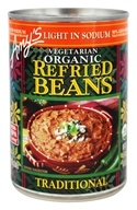 Amy's - Organic Low Sodium Refried Beans Traditional - 15.4 oz.