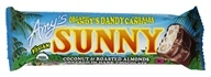 Amy's - Organic Andy Dandy's Candy Sunny Bar Coconut & Roasted Almonds Covered in Dark Chocolate - 1.75 oz.
