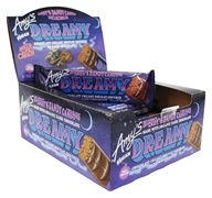 Amy's - Organic Andy Dandy's Candy Dreamy Bars Box Chocolate Creamy Nougat Covered in Dark Chocolate - 12 Bars