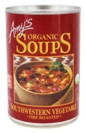 Amy's - Organic Soup Southwestern Vegetable - 14.3 oz.