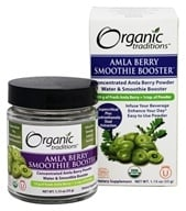 Organic Traditions - Smoothie Booster Amla Berry - 1.15 oz.