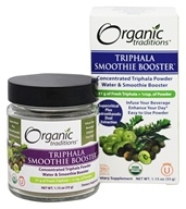 Organic Traditions - Smoothie Booster Triphala - 1.15 oz.
