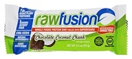 SAN Nutrition - RawFusion Whole Foods Protein Bar Chocolate Coconut Chunk - 2.5 oz.