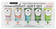 Dionis Goat Milk Skincare - Summertime Hand Cream Gift Set - 5 Piece(s)