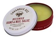 Savannah Bee - Beeswax Hand & Nail Salve - 2 oz.