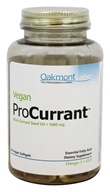 Oakmont Labs - Vegan ProCurrant 1000 mg. - 60 Vegan Softgel(s)