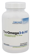 Oakmont Labs - TherOmega 3-6-7-9 - 60 Mini Softgel(s)
