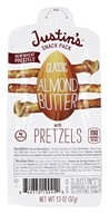 Justin's Nut Butter - Almond Butter with Pretzels Snack Pack Classic - 1.3 oz.