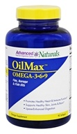 Advanced Naturals - OilMax Omega-3-6-9 - 90 Softgels
