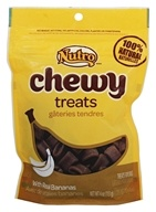 Nutro - Chewy Treats for Dogs with Real Bananas - 4 oz.