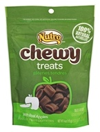 Nutro - Chewy Treats for Dogs with Real Apples - 4 oz.
