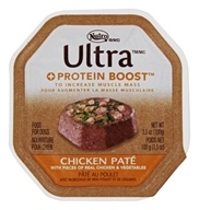 Nutro - Ultra Protein Boost Dog Food Chicken Paté - 3.5 oz.
