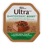 Nutro - Ultra Antioxidant Boost Dog Food Chicken Paté - 3.5 oz.